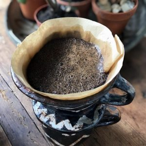 COFFEE FILTER DRIPPER/POUR OVER