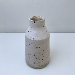 FLECKED STONEWARE WATER BOTTLE &  BEAKER SET NO. 3